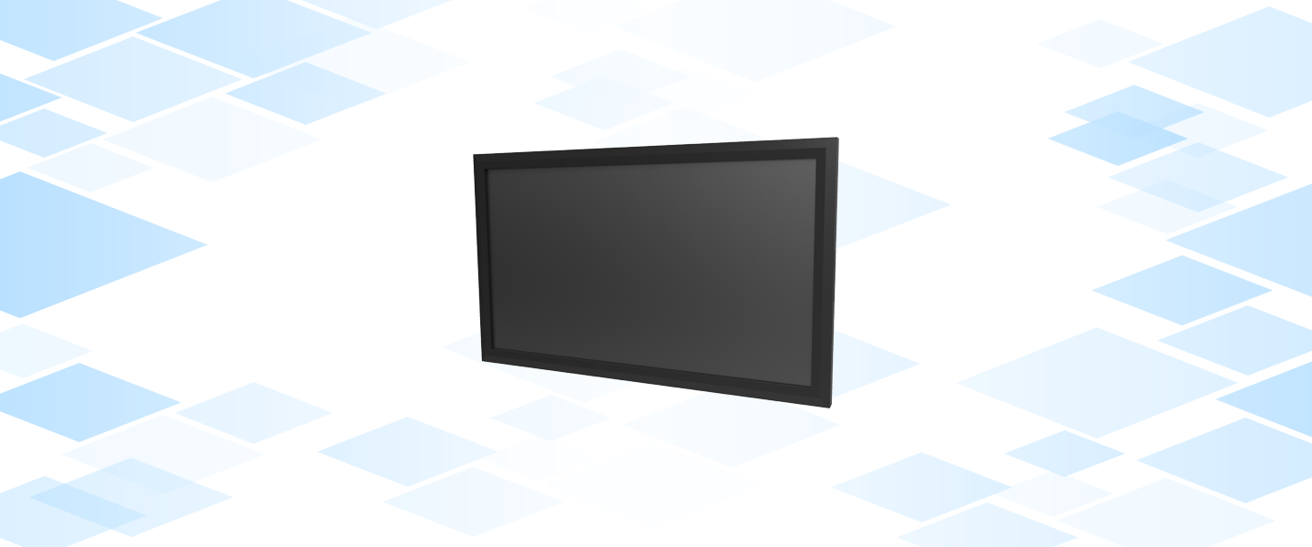 All-in-one LK – Monitor Touch com PC